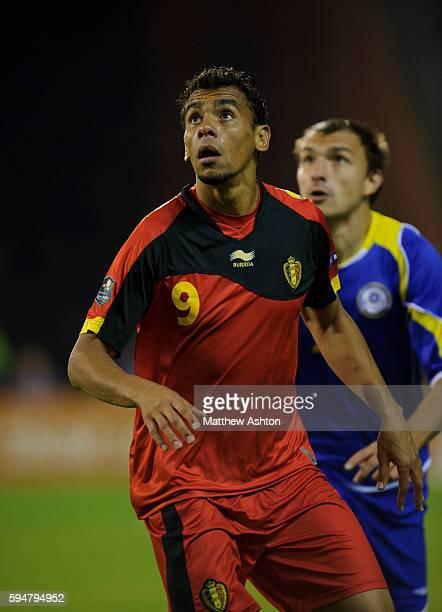 Igor De Camargo of Belgium