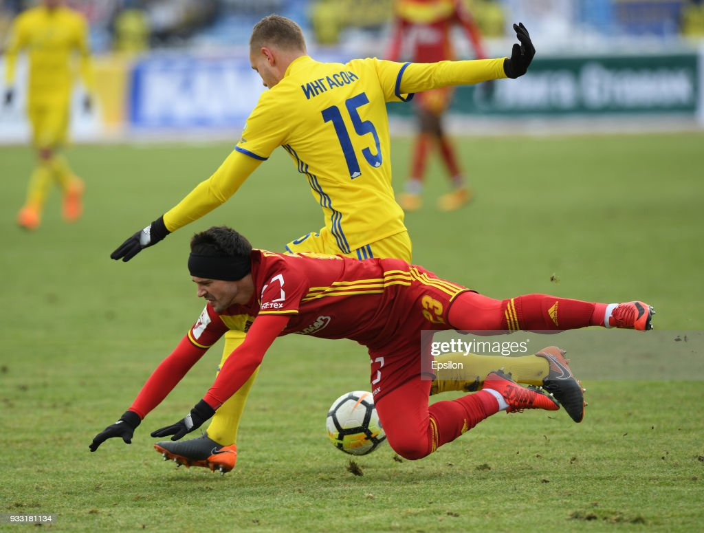 FC Arsenal Tula vs FC Rostov Rostov-on-Don - Russian Premier League