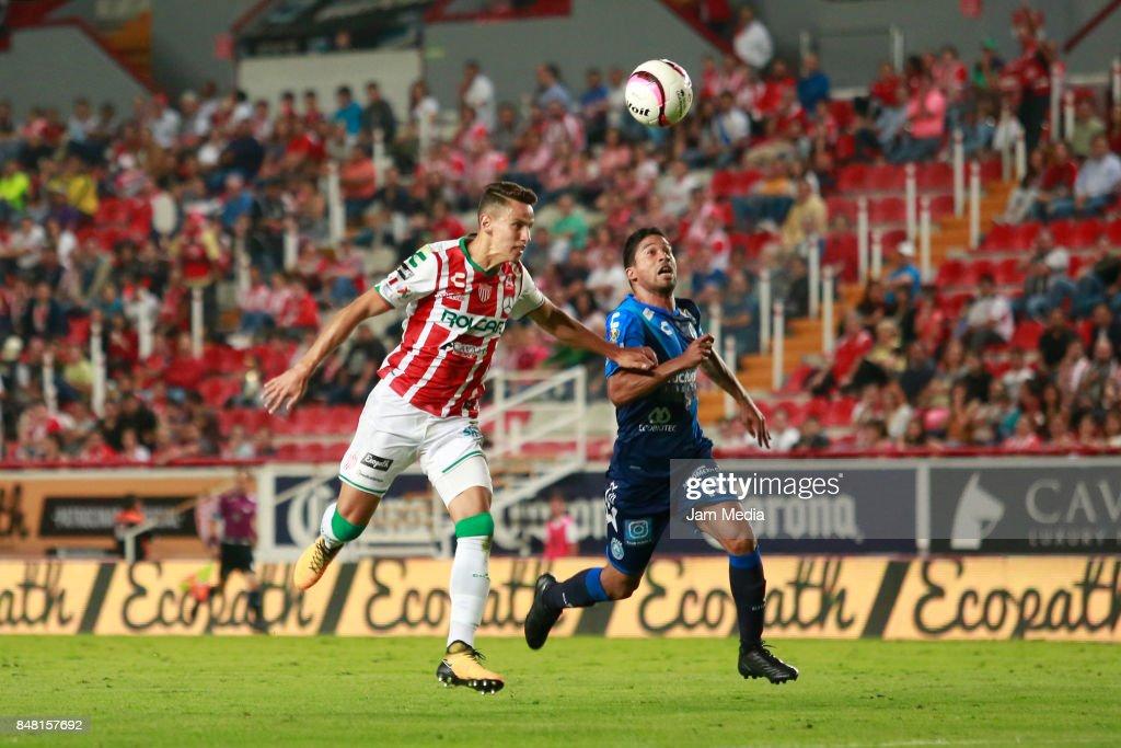 Necaxa v Puebla - Torneo Apertura 2017 Liga MX