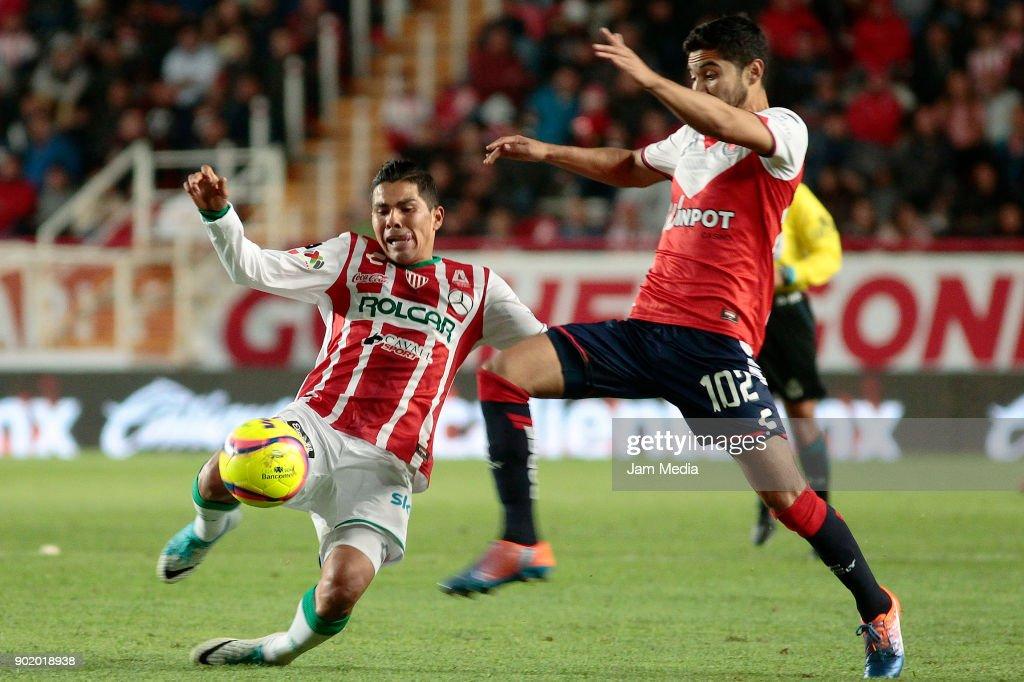 Necaxa v Veracruz - Torneo Clausura 2018 Liga MX