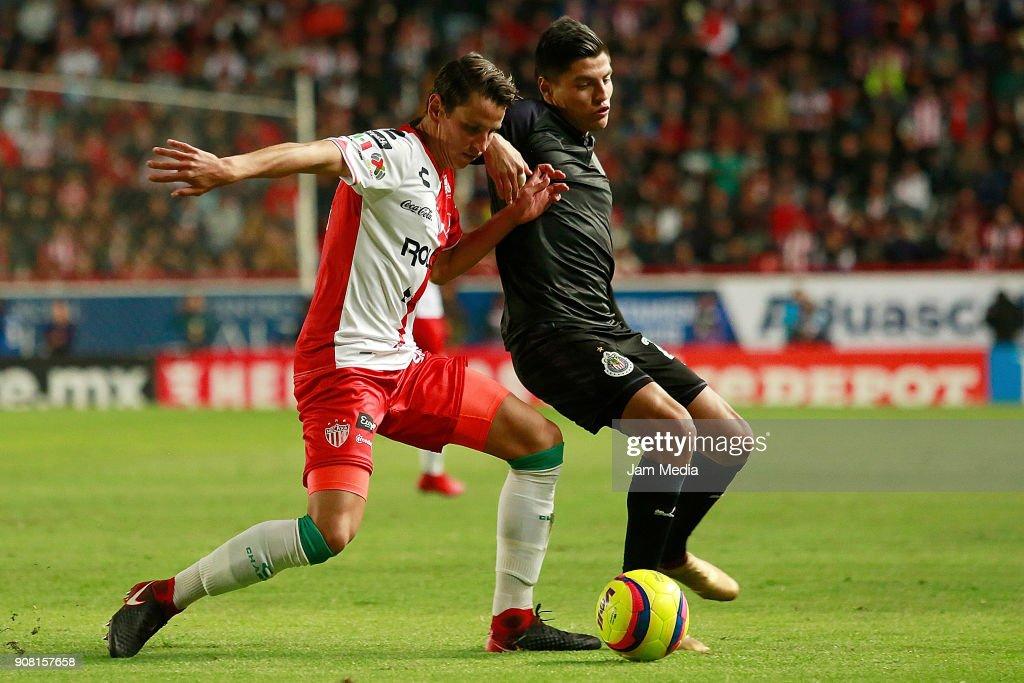 Necaxa v Chivas - Torneo Clausura 2018 Liga MX
