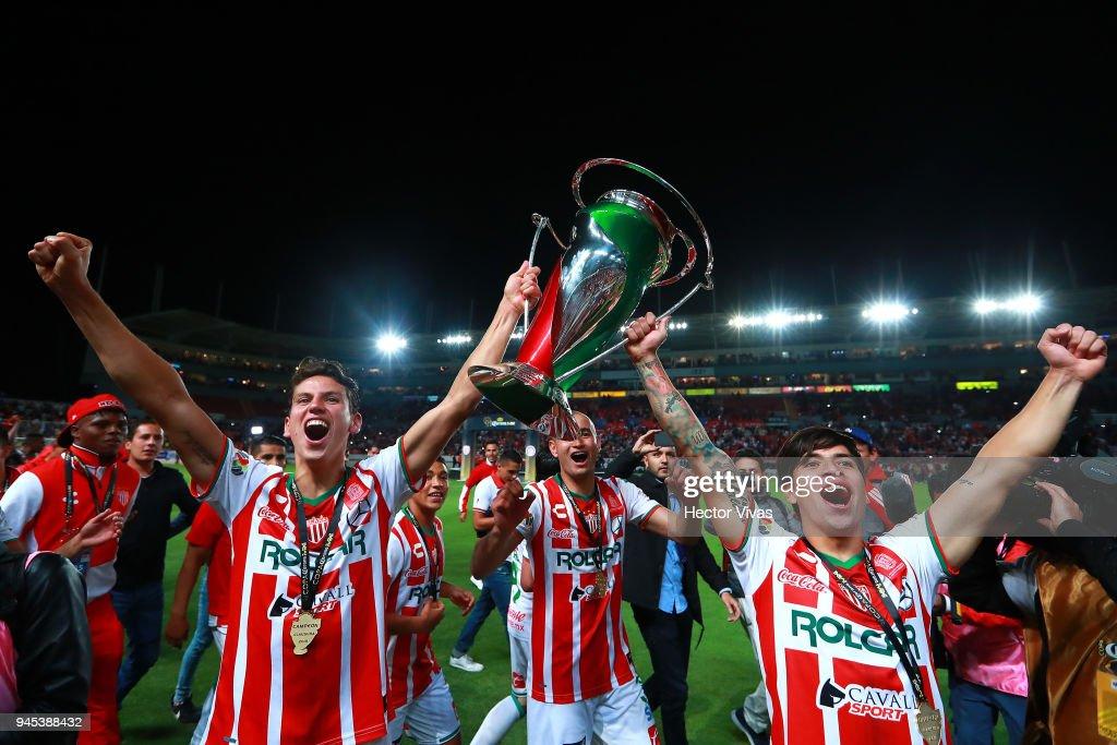 Necaxa v Toluca - Final Copa MX Clausura 2018 : Foto jornalística