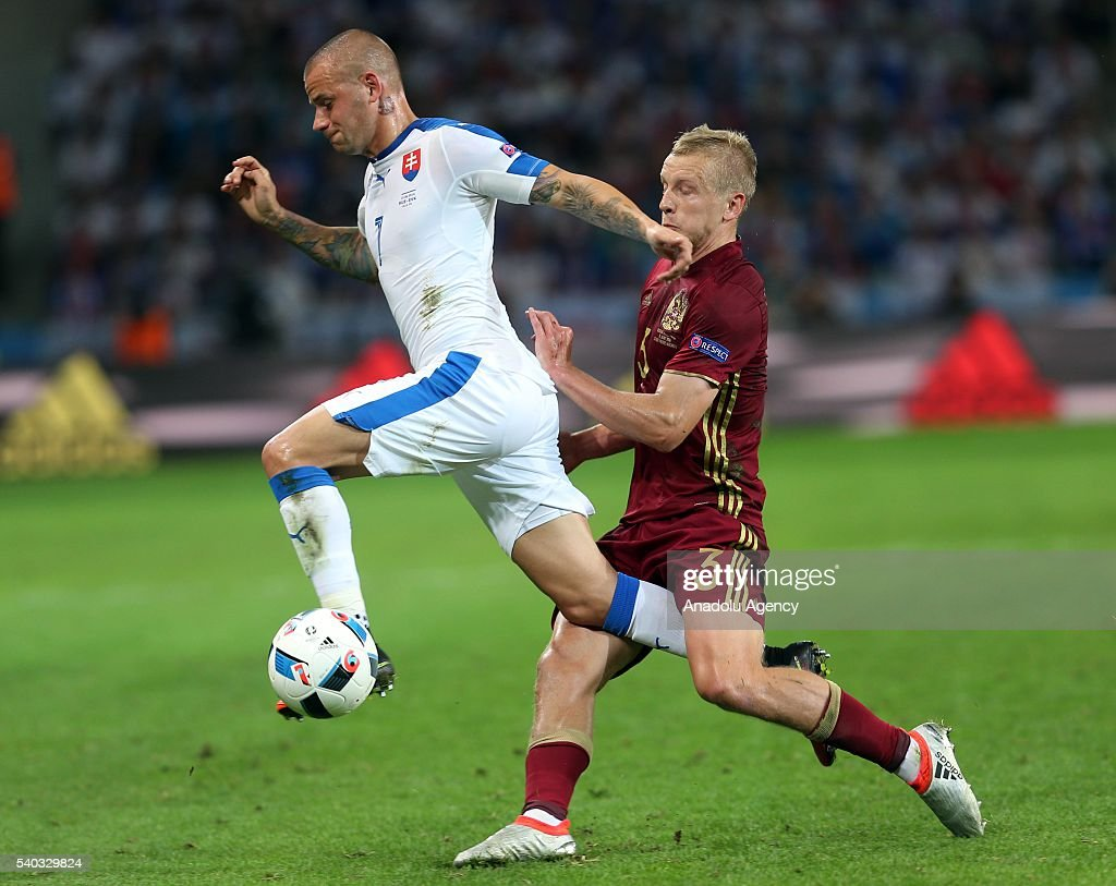 Russia vs Slovakia - EURO 2016