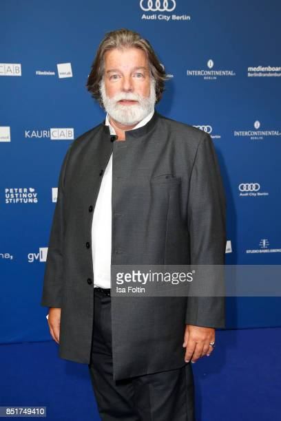 Igor Ustinov, chairman of the Peter Ustinov Foundation during the 6th German Actor Award Ceremony at Zoo Palast on September 22, 2017 in Berlin,...