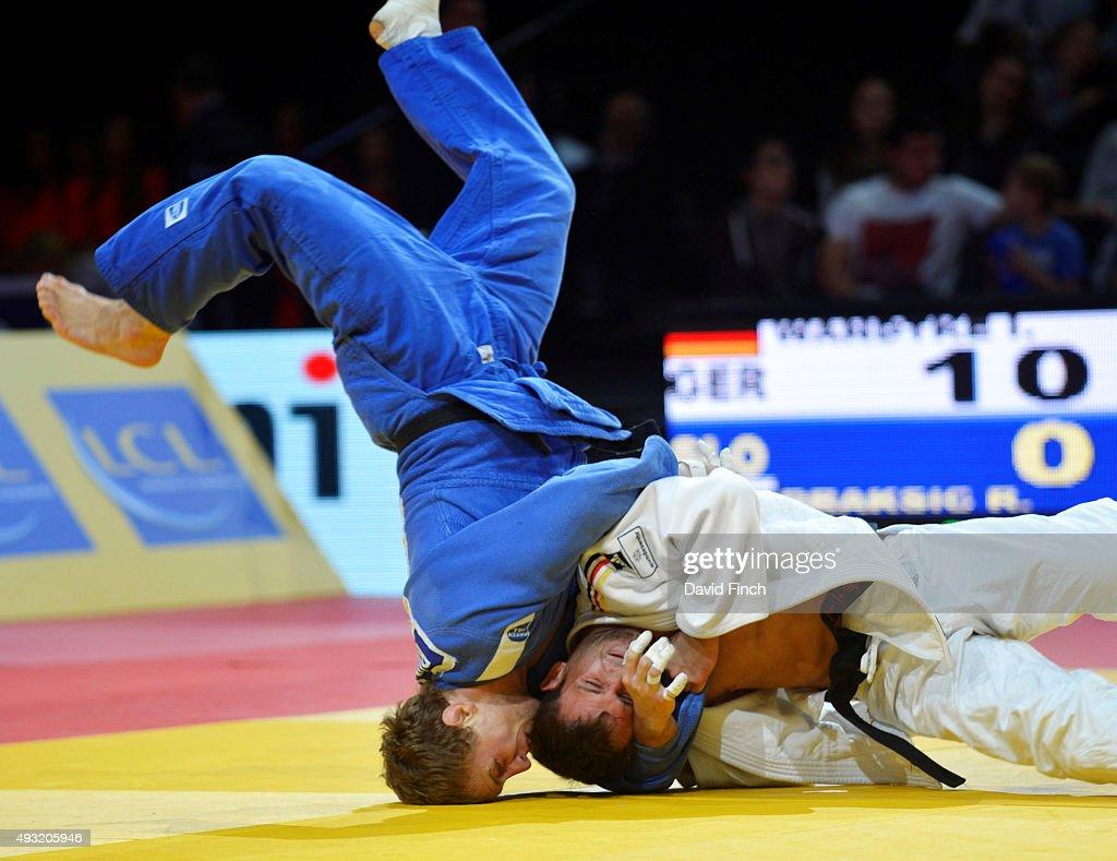 2015 Paris Judo Grand Slam