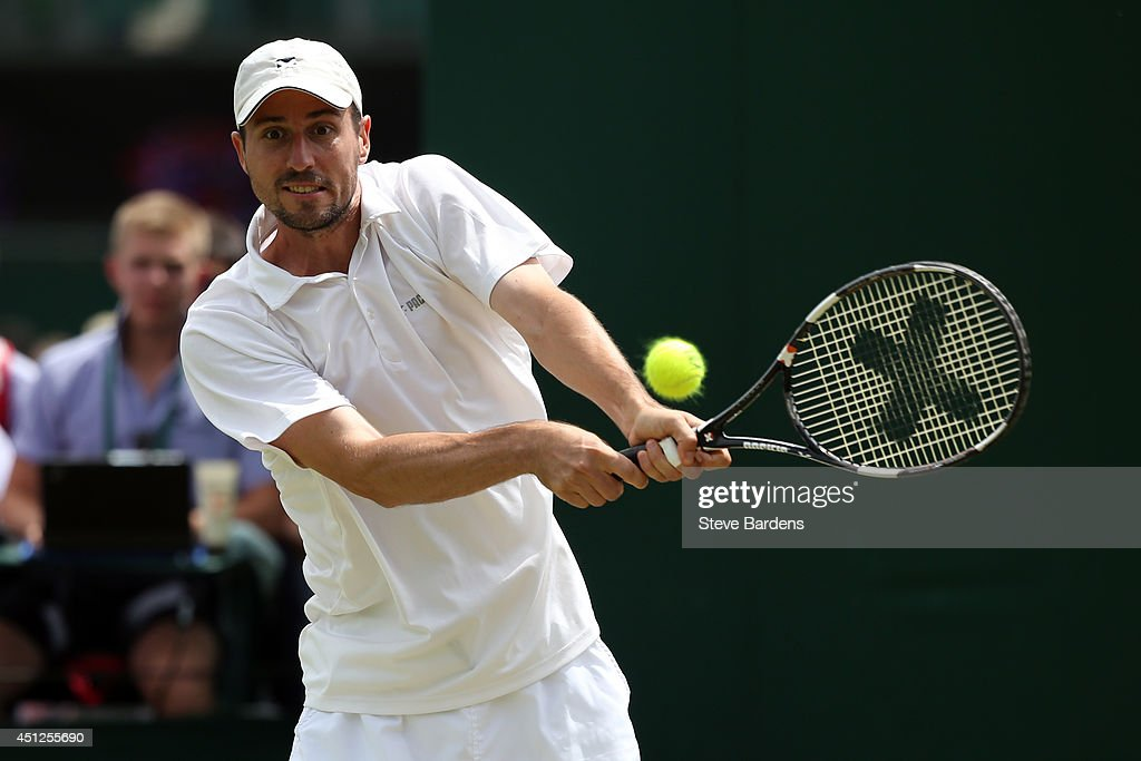 Day Four: The Championships - Wimbledon 2014 : News Photo