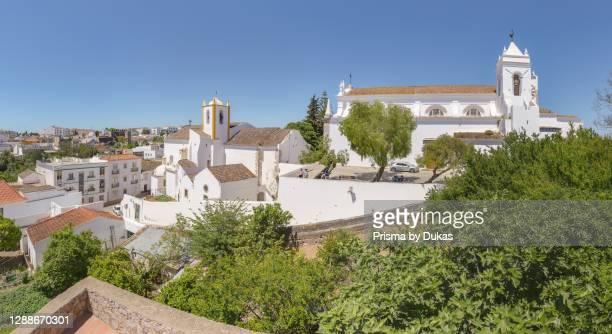 Igreja de Santa Maria do Castelo, Tavira, Portugal.