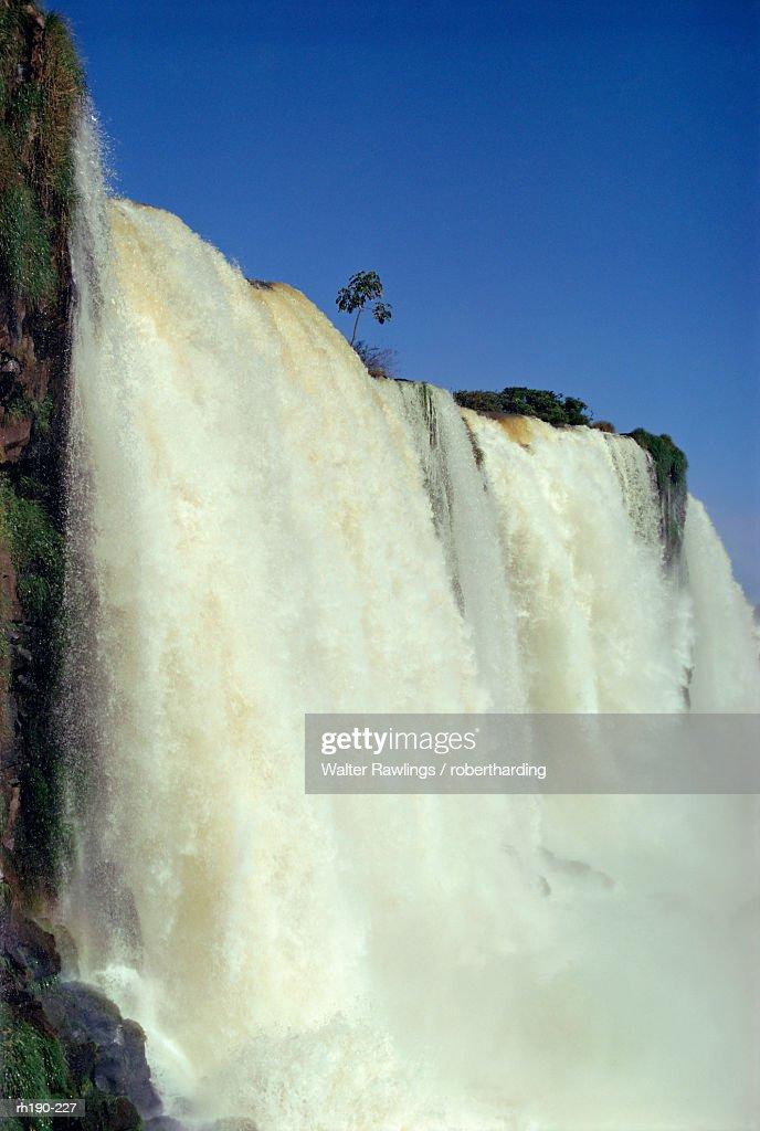 Iguacu Falls, Argentina, South America : Foto de stock