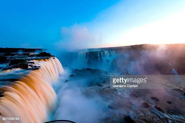 iguacu falls - 世界遺産 ストックフォトと画像