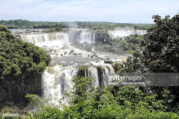 Iguassu Falls from the Brazilian side