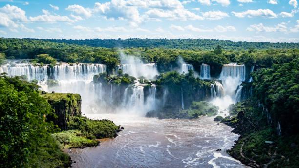 Iguassu Waterfall Brazil Argentina - Fine Art prints