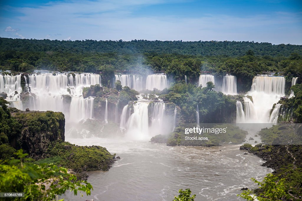 Iguaçu Falls : Stock Photo