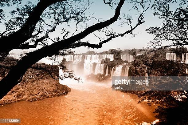 Iguazú Falls.