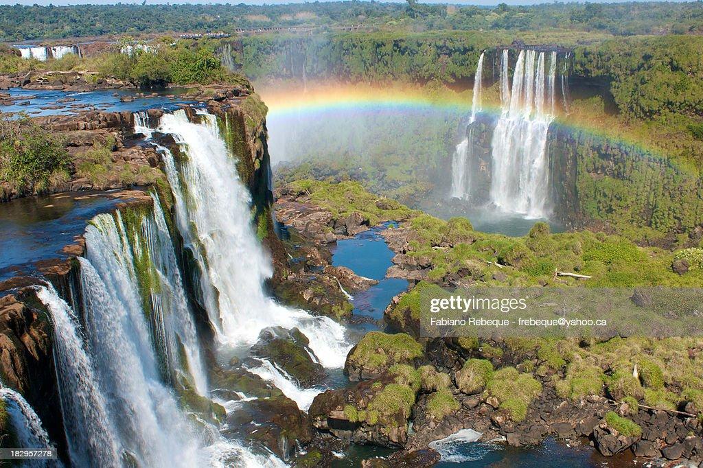 Iguazú Falls : Stock Photo