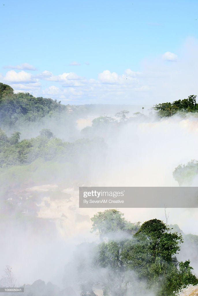 Iguazu falls Argentina : Stock Photo