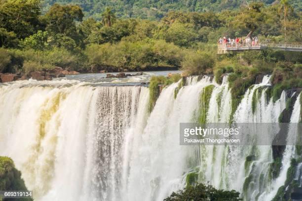 iguazu falls, argentina - イグアス滝 ストックフォトと画像