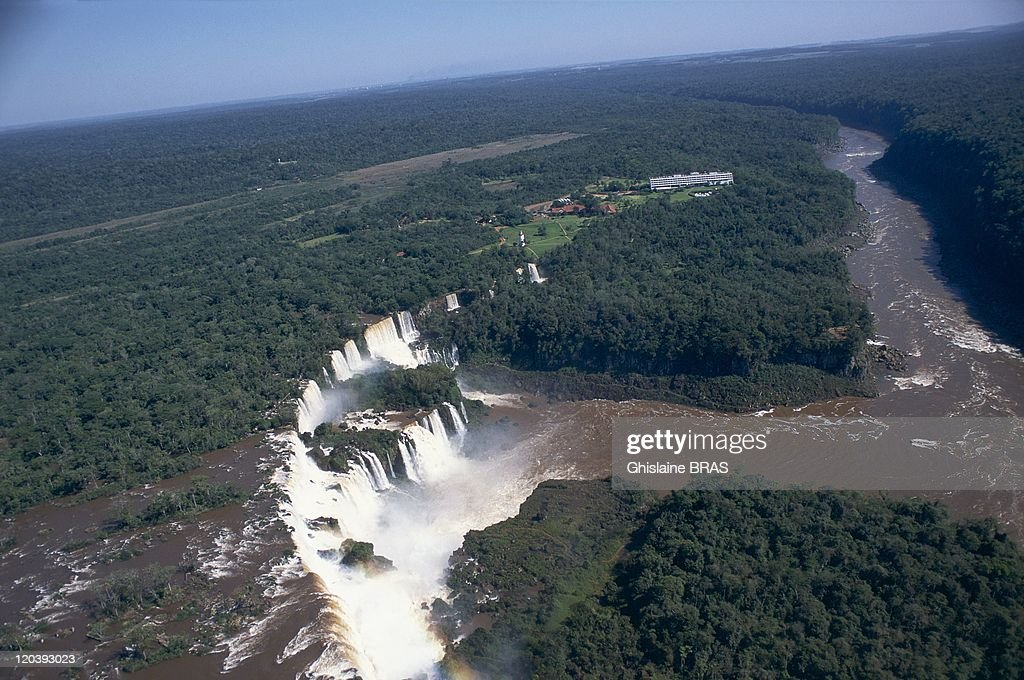 Iguazu Falls, Argentina'S Side - : News Photo