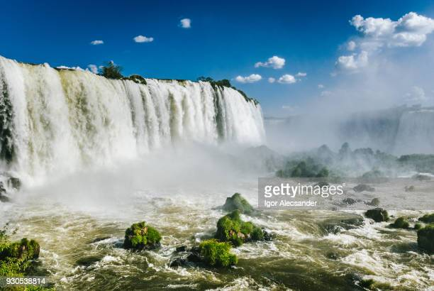 Iguazu Wasserfälle, Brasilien-Argentinien, brasilianische Seite