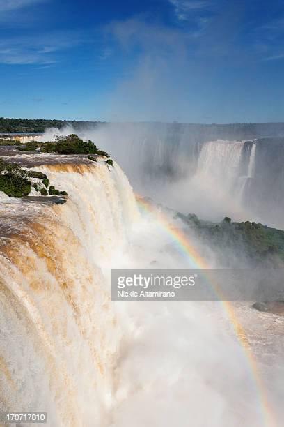 Iguazu Falls Devils Throat