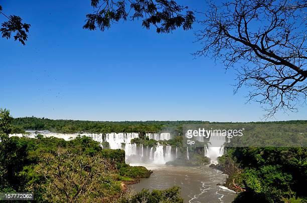 iguazu falls - parana state stock pictures, royalty-free photos & images