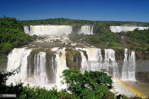 Iguazu Falls Rainbow