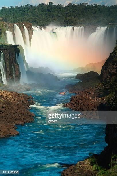 Cataratas do Rio Iguaçu