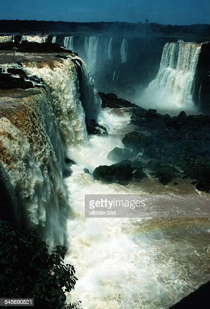 Iguazu Wasserfall in der Provinz MisionesoJ
