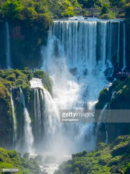 Iguazu Waterfalls Garganta del Diablo