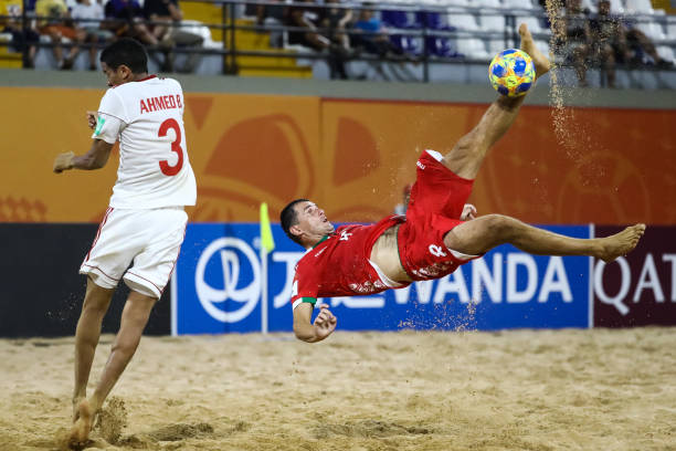 PRY: Belarus v United Arab Emirates - FIFA Beach Soccer World Cup Paraguay 2019