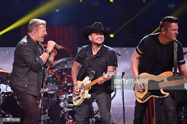 iHEARTRADIO COUNTRY MUSIC FESTIVAL 2015 iHeartRadio Country Festival Pictured Rascal Flatts