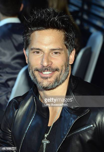iHEARTRADIO MUSIC AWARDS Pictured Actor Joe Manganiello attends the iHeartRadio Music Awards held at the Shrine Auditorium on May 1 2014