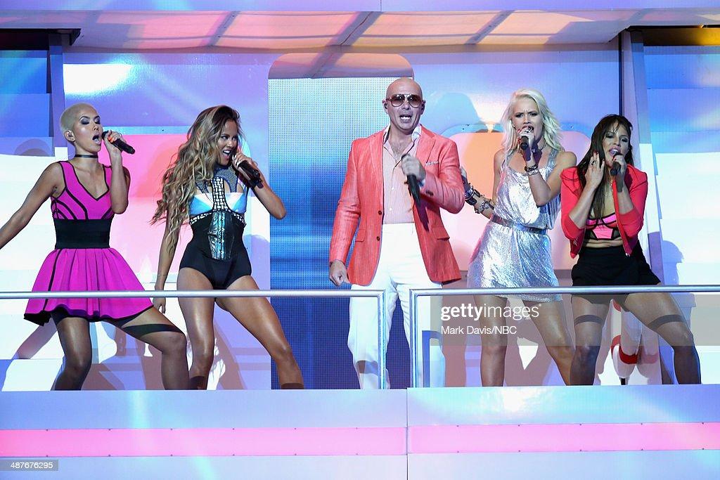 "NBC's ""2014 iHeartRadio Music Awards"" - Fixed Show"