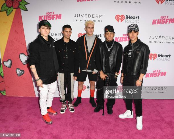 TANGO iHeartRadio Wango Tango featuring performances from Taylor Swift Jonas Brothers Halsey and more airs Friday June 7th at 8pm on Freeform CNCO