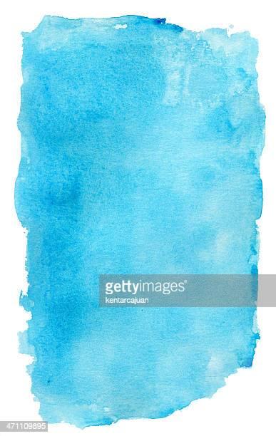 Ihla hacer Mel de montura azul