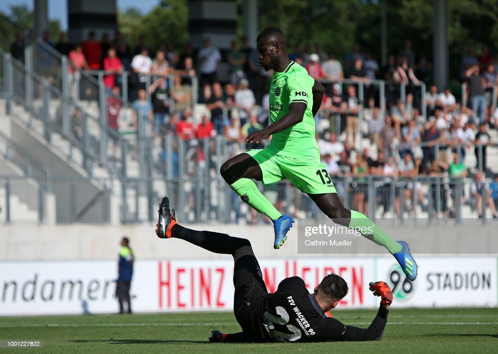 Hannover 96 v Wacker Nordhausen - Pre-Season Friendly