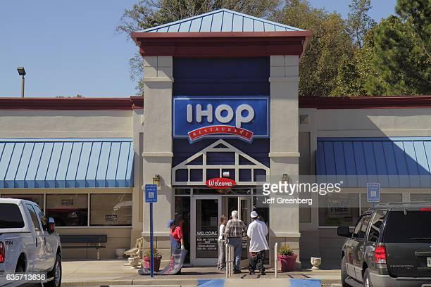 IHop International House of Pancakes entrance