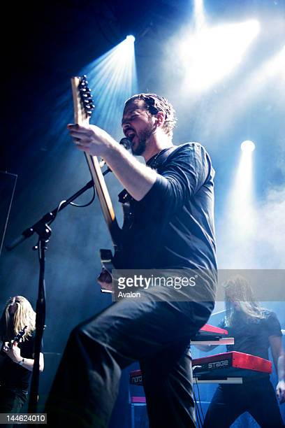 Ihsahn formerly of seminal Norwegian black metal band Emperor shot in Oslo Norway