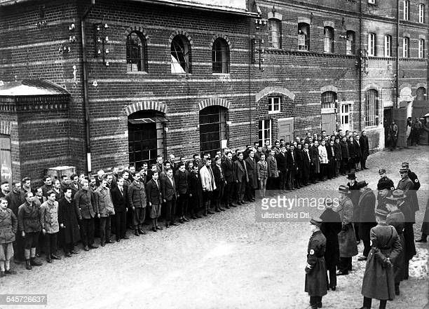 IIIReich persecution of political enemies 193339 Oranienburg concentration camp Rudol Diels head of Gestapa and vicesuperintendent of the Berlin...
