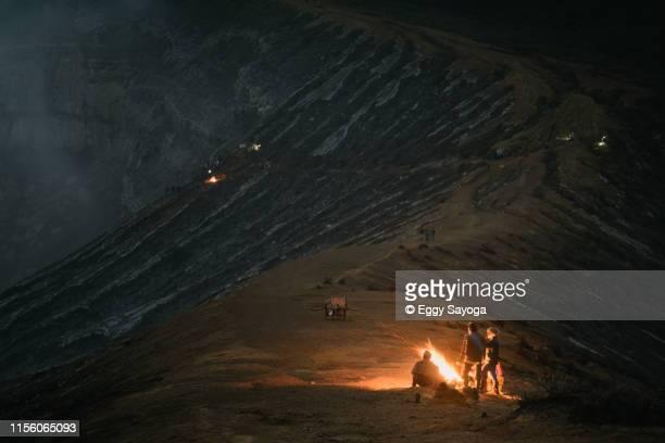 Ijen Crater Rim