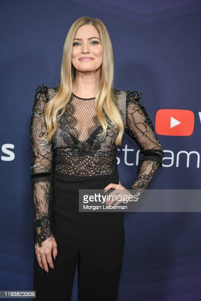 IJustine arrives at the 9th Annual Streamy Awards at The Beverly Hilton Hotel on December 13, 2019 in Beverly Hills, California.