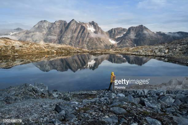 ikaasatsivaq fjord - 跟拍鏡頭 個照片及圖片檔