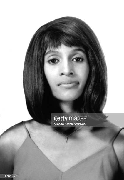 Ike and Tina Turner backup singer and recording artist with The Ikettes Robbie Montgomery poses for a portrait circa 1965 in New York City New York