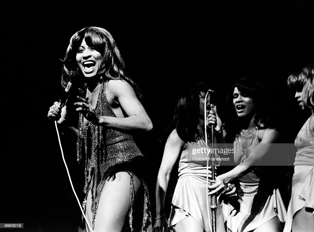 Ike And Tina Turner Perform Live In Amsterdam : News Photo