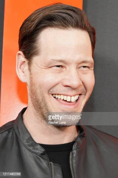 "Ike Barinholtz attends the premiere of Universal Pictures' ""The Hunt"" at ArcLight Hollywood on March 09, 2020 in Hollywood, California."