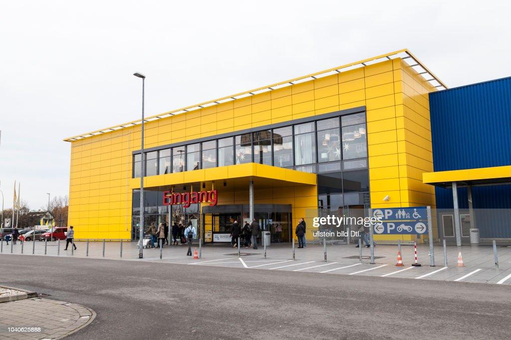 Ikea Filiale Lichtenberg in Berlin News Photo - Getty Images
