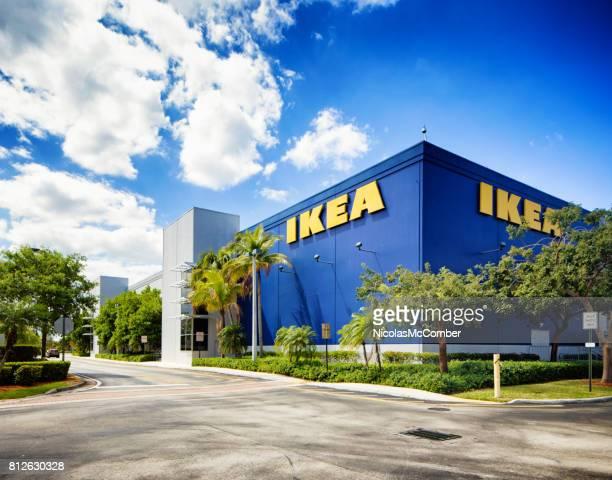 Ikea furniture store in Sunrise Florida near Fort Lauderdale
