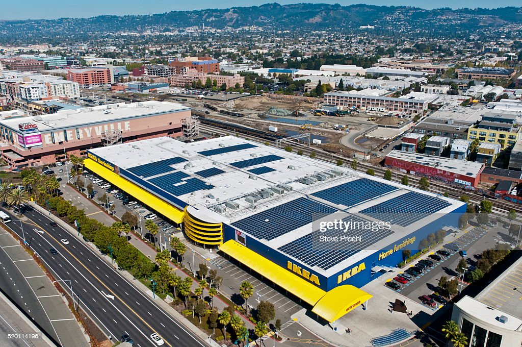 Ikea Solar Stock Photo Getty Images
