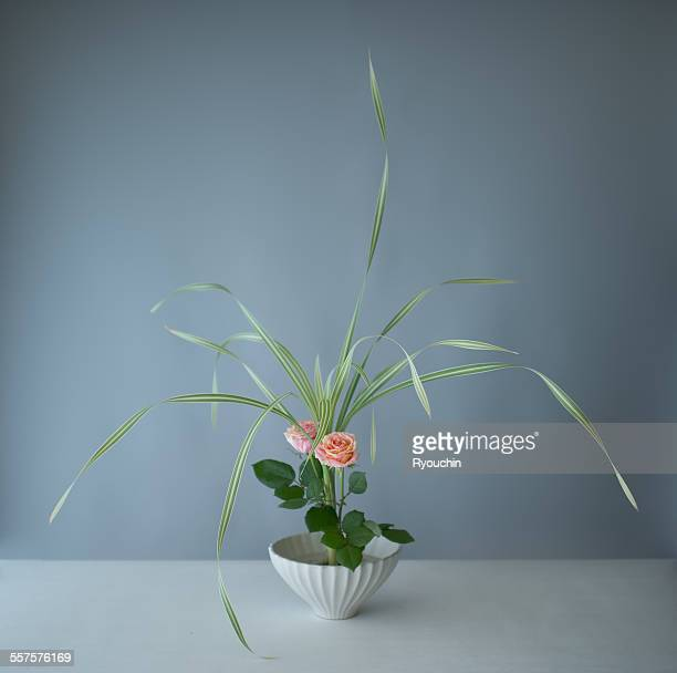 Ikebana, Flower arrangement