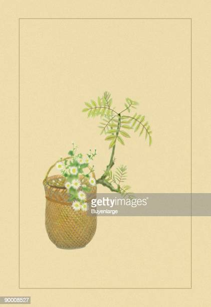 Ikebana is the Japanese art of flower arrangement. This art form is like a martial art as it uses the mind as well as form, shape, color of the...