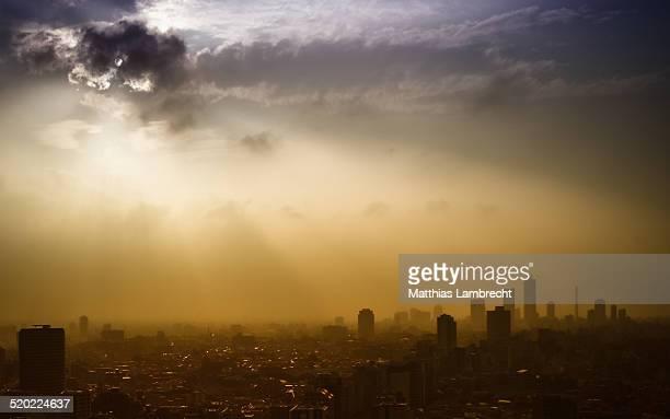 Ikebukuro skyline